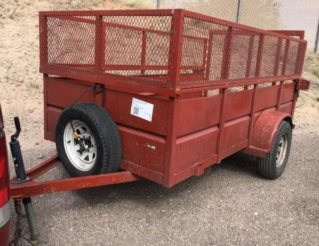 2011 Homemade Utility Trailer | Apple