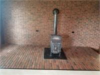 Fisher wood burner