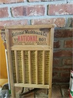 National Washboard Company washboard