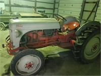 Ford tractor 3pt. hitch