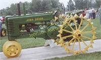 Brandt-Collector/Vintage John Deere Tractors