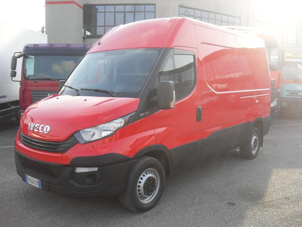 Iveco DAILY 35-140 #Used