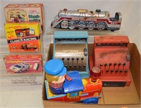 Vintage Toys, Trains, GI Joe & Collectibles