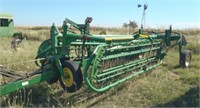 10/24 JD Tractor- Hay Equip - Cattle- Waynoka OK