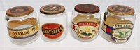 181013 Art Pottery, Tobacco Tins, and Advertising