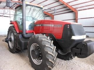CASE IH MX255 Online Auction Results - 21 Listings