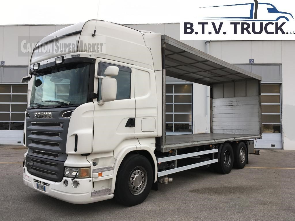 Scania R480 Usato