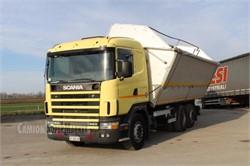 Scania R144.460
