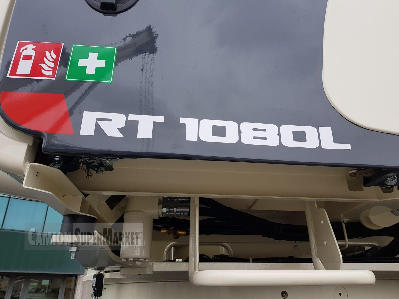Terex RT1080L Nuovo 2019