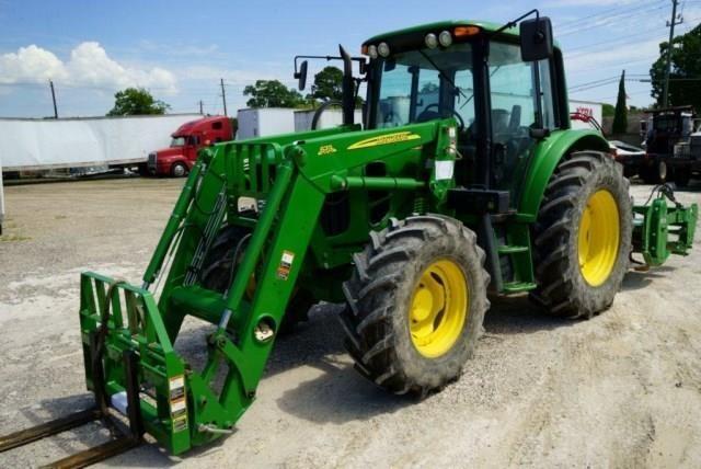 2008 John Deere 6430 Premium Cab Tractor | Apple Towing Co