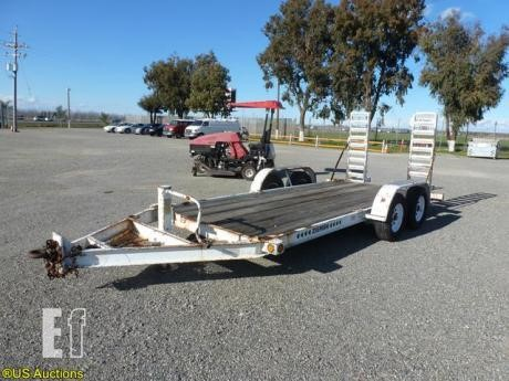 Lot # - 1998 ZIEMAN 1165 For Sale In Ontario, California