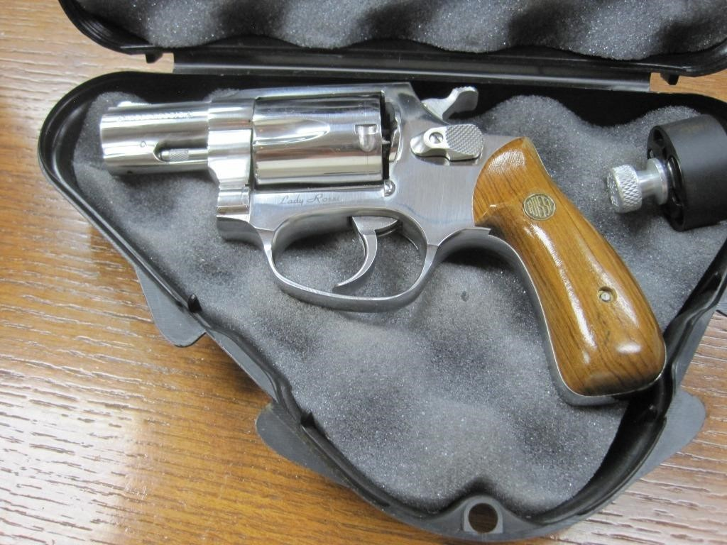Gun AMADEO ROSSI Lady Rossi Model 88 Revolver | HiBid Auctions