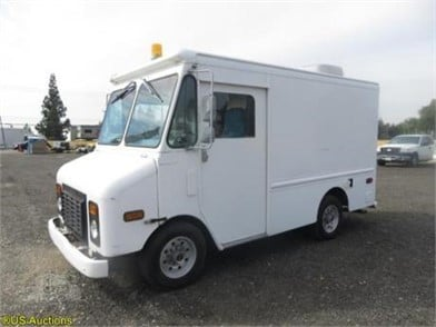 GMC P3500 Van Trucks / Box Trucks Auction Results - 99