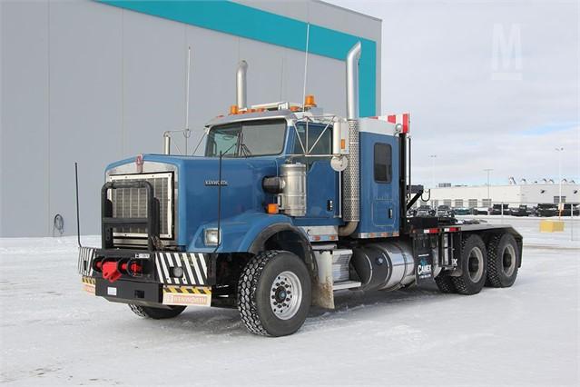 2012 KENWORTH C500 À Vendre À Nisku, Alberta Canada