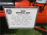 1961 ALLIS CHALMERS D10 TRACTOR | HiBid Auctions