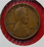 Weekly Coins & Currency Auction 9-21-18