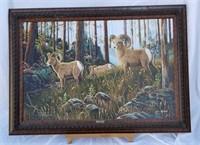 Mary Johnson Estate Art Auction