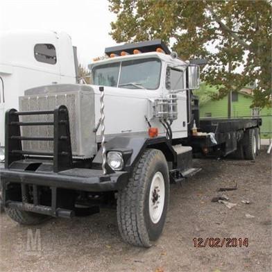 Winch / Oil Field Trucks For Sale In Texas - 150 Listings