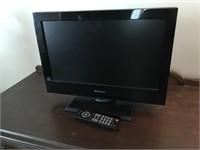 Emerson TV w/ remote