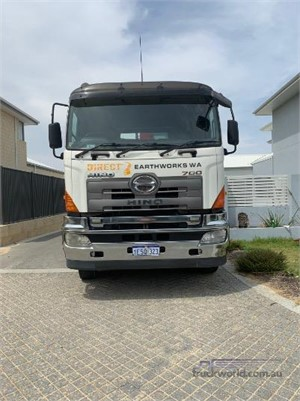 2008 Hino 700 Series FY Trucks for Sale