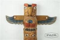 Inuit Totem Pole
