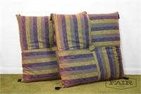 Pair of Floor Pillows