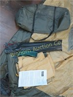 Wingroup Prospector Tent, Tall Boy 2 Room | Bighorn Auction Co
