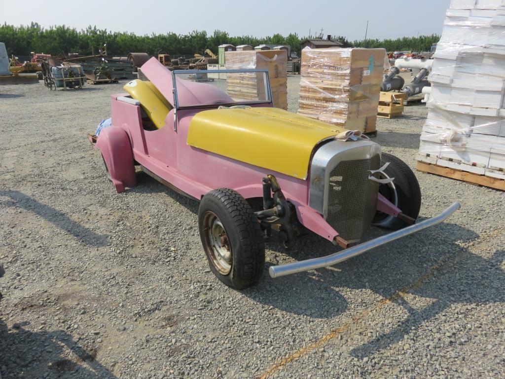 1929 Mercedes Gazelle Kit Parts Bidcal Inc Live Online