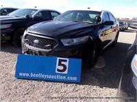 Santa Fe Sheriff's Fleet Auction - Septemer 15, 2018   A779