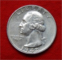 Weekly Coins & Currency Auction 9-14-18