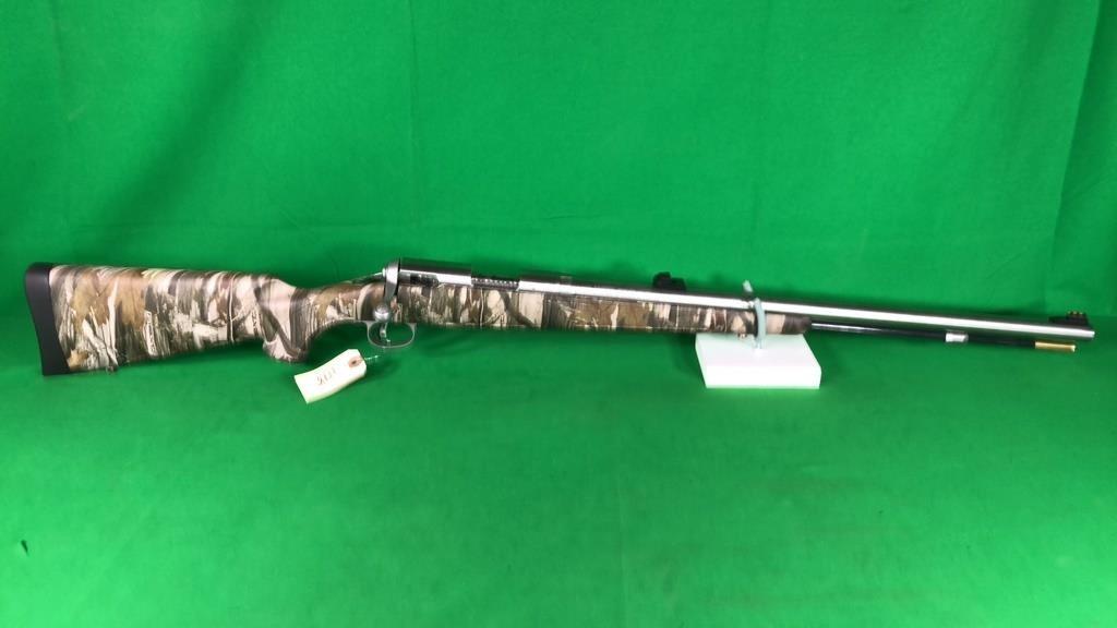 50 Cal Savage 10ML-II Black Powder Rifle | Bid-N-Buy Realty