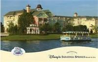 Disney's Saratoga Springs Resort and Spa Vacation