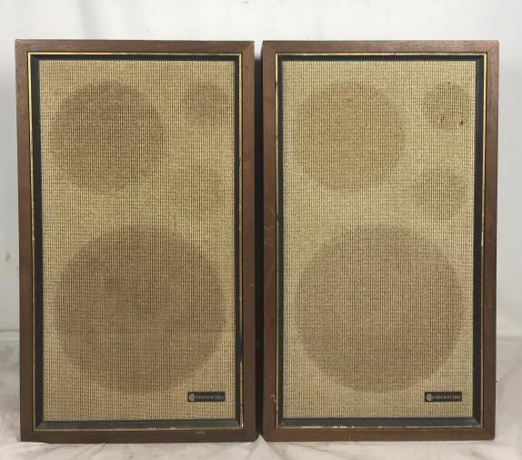 Pair Vintage Criterion 200A Speakers | Chesapeake MarketPlace