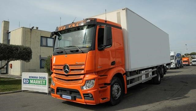 Mercedes-Benz ACTROS 2536