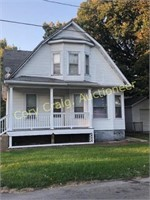 Real Estate Auction -817 E. Enos Ave. Springfield, IL