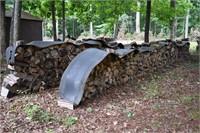 Large Pile Firewood