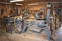 Building Full Woodworking tools