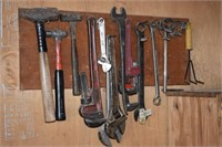 Wrenches, Hammers, etc