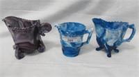 Sept 13th Slag Glass Auction- Spaulding