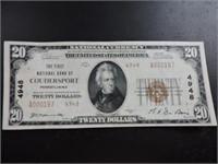 Vintage Coin Auction
