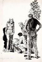 Forton. Illustration originale