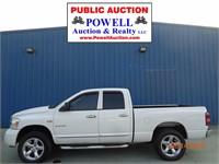 9.1.18 PUBLIC AUTO AUCTION