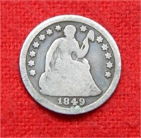 Weekly Coins & Currency Auction 3-15-19