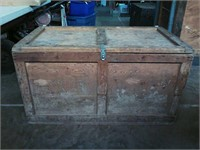 End of Summer Woodworking and Garage Auction