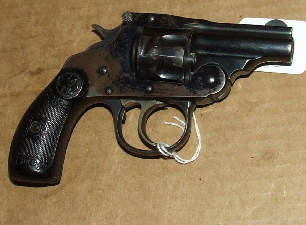 Iver Johnson Bicycle Revolver 32 S&W Revolver | Baer