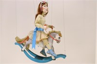 """DoLores Hadley """"La Famille Marionettes"""" Auction"""