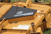 Woods RM 990 8ft Finish Mower | Van Massey Auction and Realty