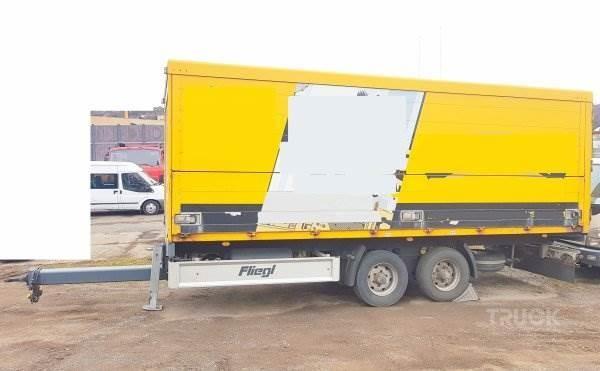 FLIEGL TKF 100 +(CZ) Box-Auto BAS