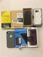 ASSORTED PHONE ACCESSORIES