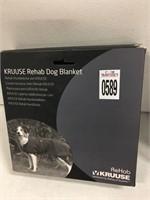KRUUSE REHAB DOG BLANKET STD 30CM